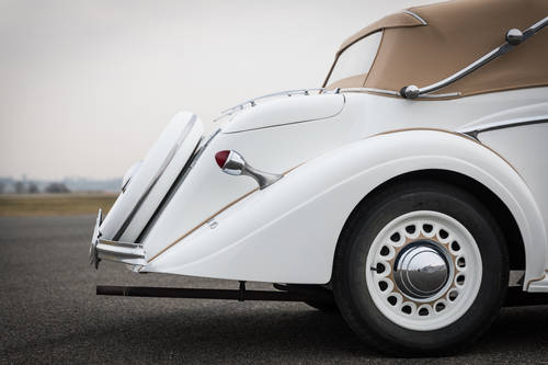 1937 Delage D6-70 - Cabriolet by Henri Chapron For Sale (picture 3 of 6)