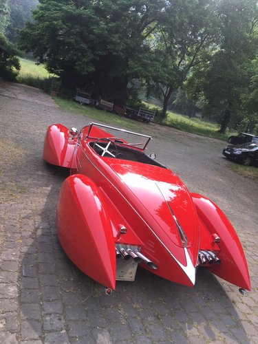 1981 Delahaye RetroLook SOLD (picture 1 of 6)