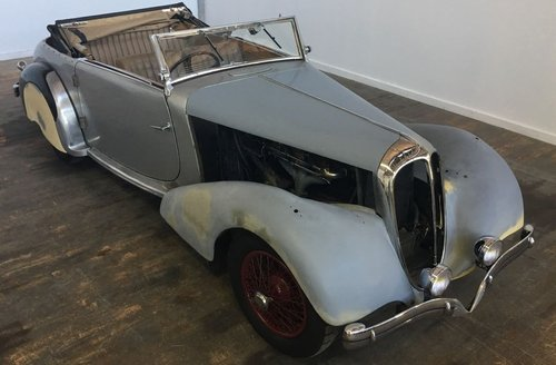 1935 Delahaye 135 W Chapron  SOLD (picture 1 of 6)