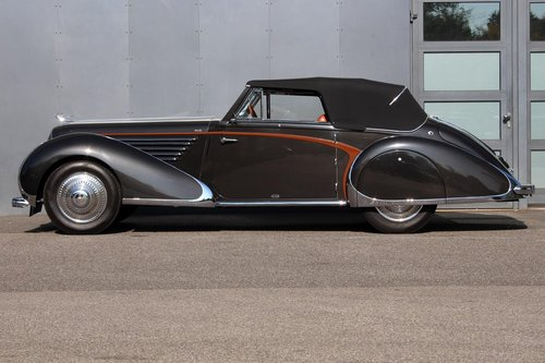 1947 Delahaye 135 MS RHD For Sale (picture 5 of 6)
