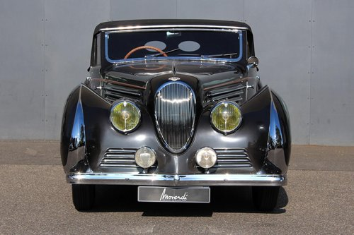 1947 Delahaye 135 MS RHD For Sale (picture 6 of 6)
