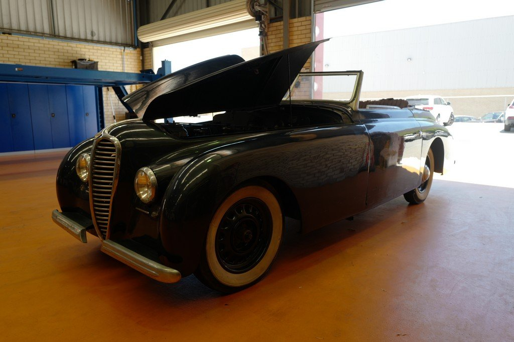 1947 Delahaye 135M Cabriolet  For Sale (picture 1 of 6)