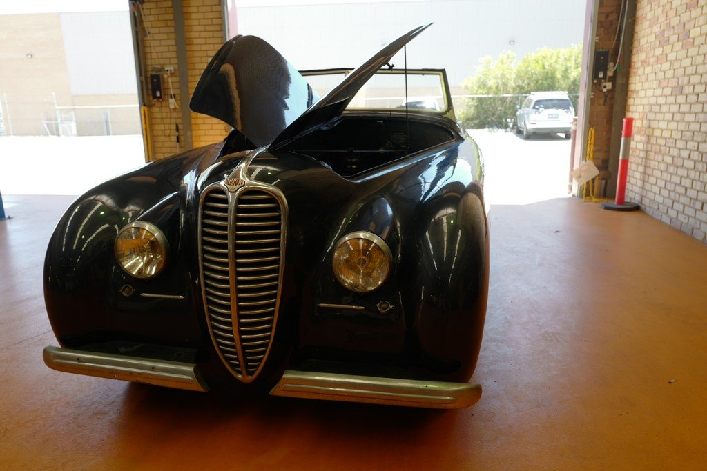 1947 Delahaye 135M Cabriolet  For Sale (picture 2 of 6)
