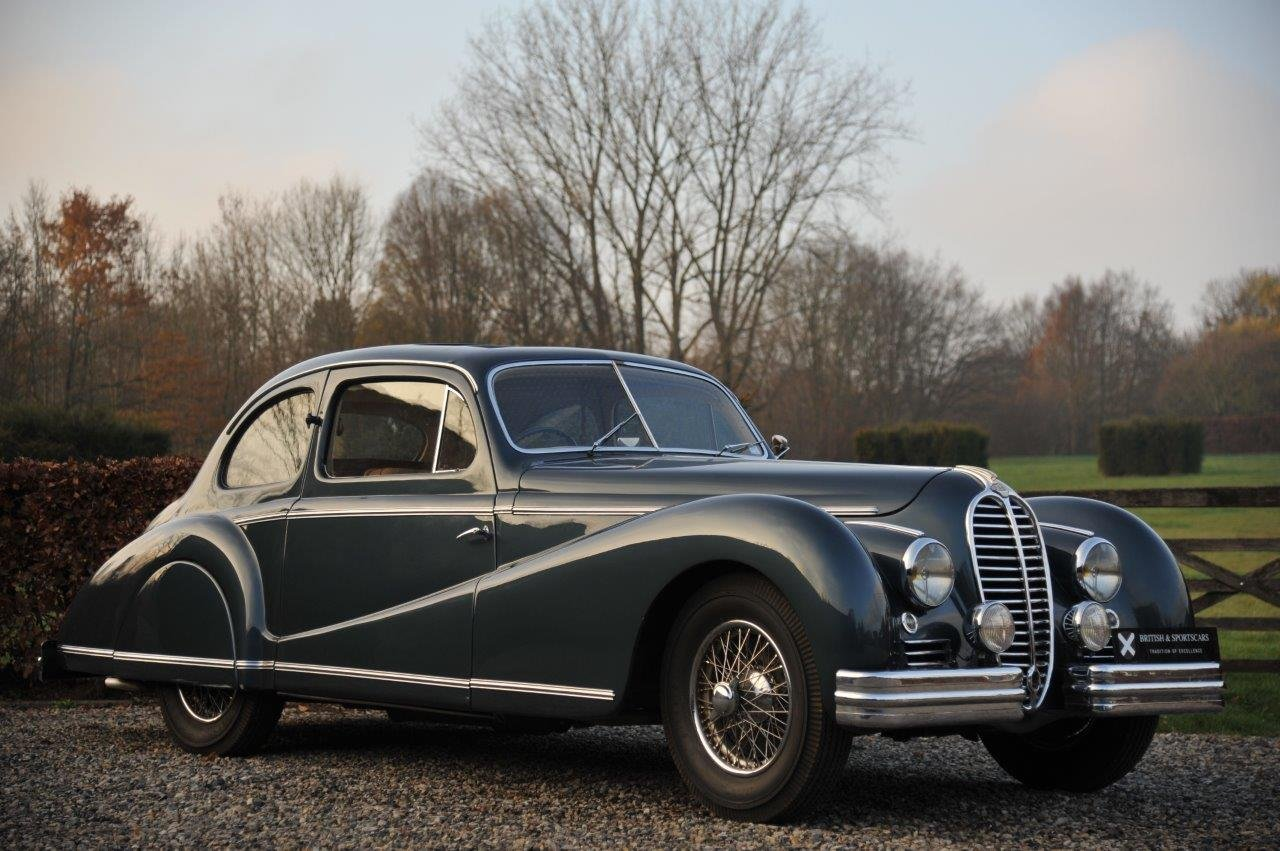 Delahaye 135MS Coupe - P.O.R. (1949) For Sale (picture 1 of 6)