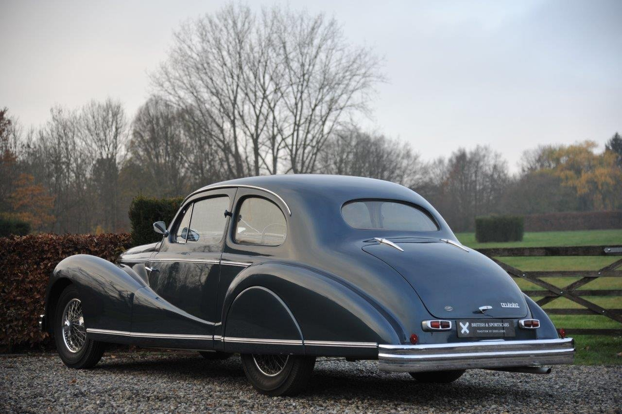 Delahaye 135MS Coupe - P.O.R. (1949) For Sale (picture 3 of 6)
