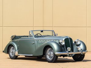 1947 Delahaye 135 M Cabriolet by Chapron For Sale by Auction