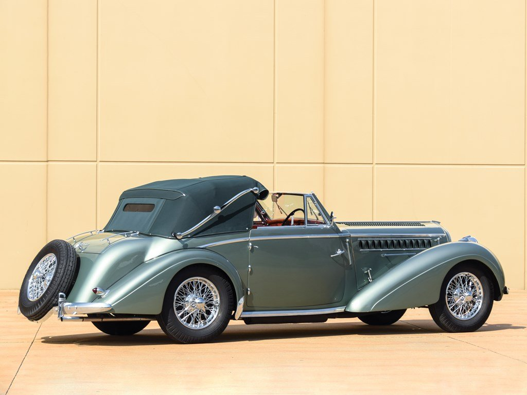 1947 Delahaye 135 M Cabriolet by Chapron For Sale by Auction (picture 2 of 6)