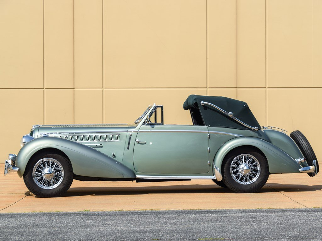 1947 Delahaye 135 M Cabriolet by Chapron For Sale by Auction (picture 5 of 6)