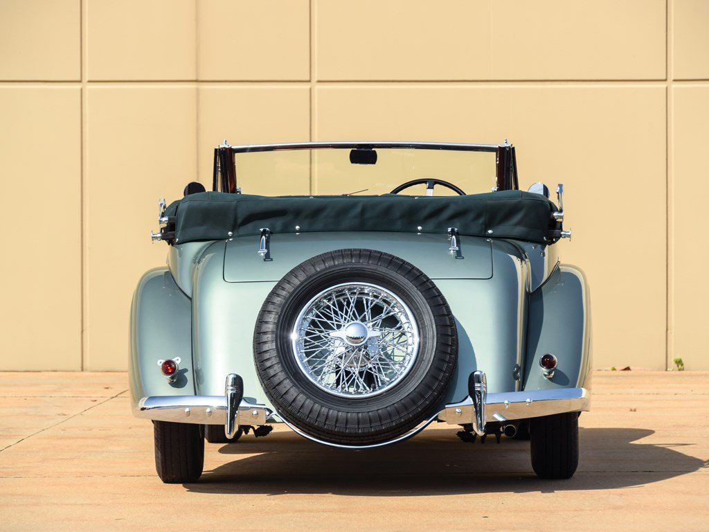 1947 Delahaye 135 M Cabriolet by Chapron For Sale by Auction (picture 6 of 6)