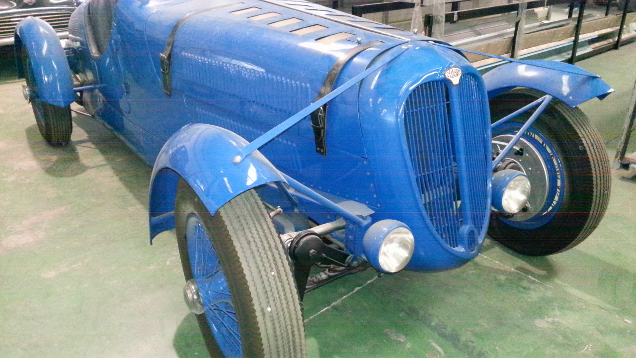 1938 DELAHAYE 135 MS year 1935 For Sale (picture 1 of 6)