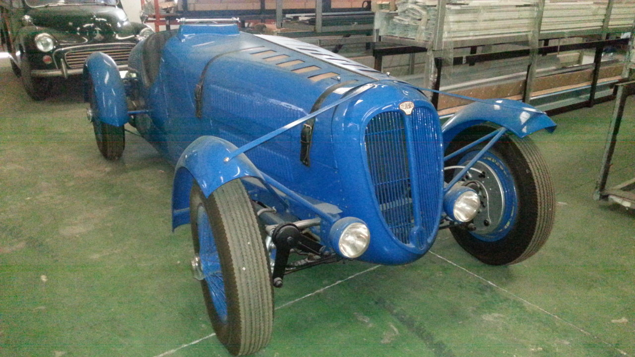 1938 DELAHAYE 135 MS year 1935 For Sale (picture 3 of 6)