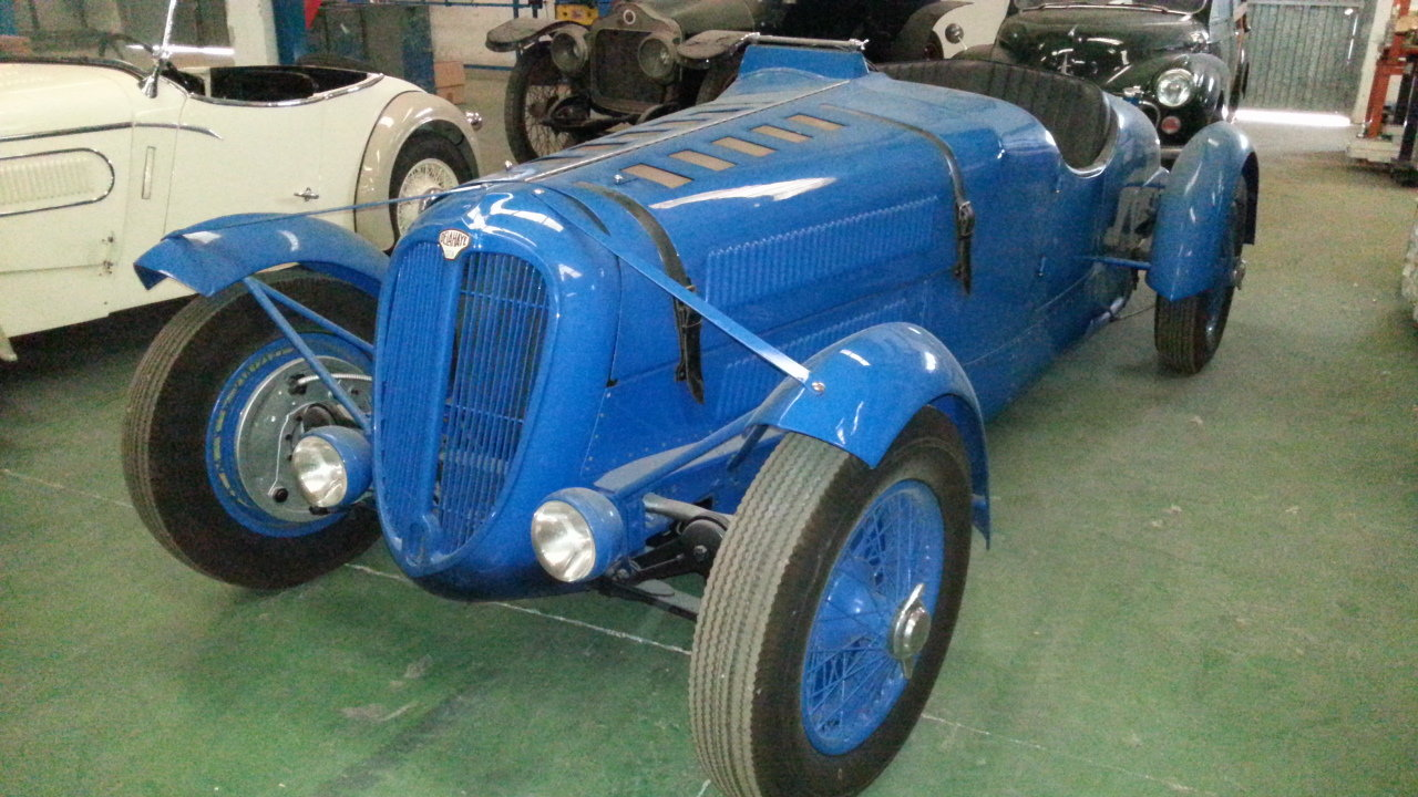1938 DELAHAYE 135 MS year 1935 For Sale (picture 4 of 6)