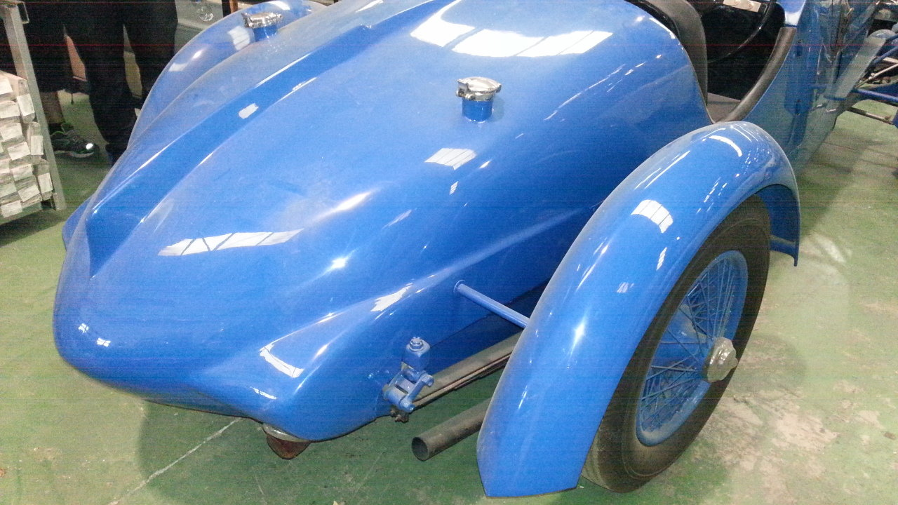 1938 DELAHAYE 135 MS year 1935 For Sale (picture 5 of 6)