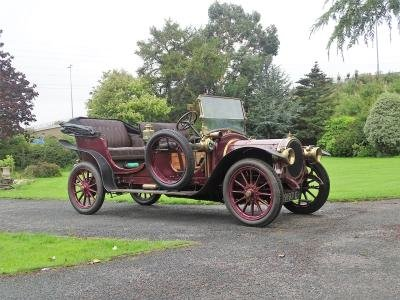 1912 Delaunay Belleville Type IA6 Phaeton For Sale by Auction (picture 1 of 6)