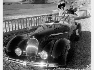 1939 Delahaye 135 Roadster by Figoni et Falaschi