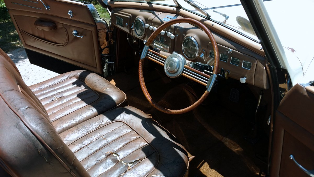 1949 Delahaye Type 135M Cabriolet by Franay #22031 For Sale (picture 5 of 6)