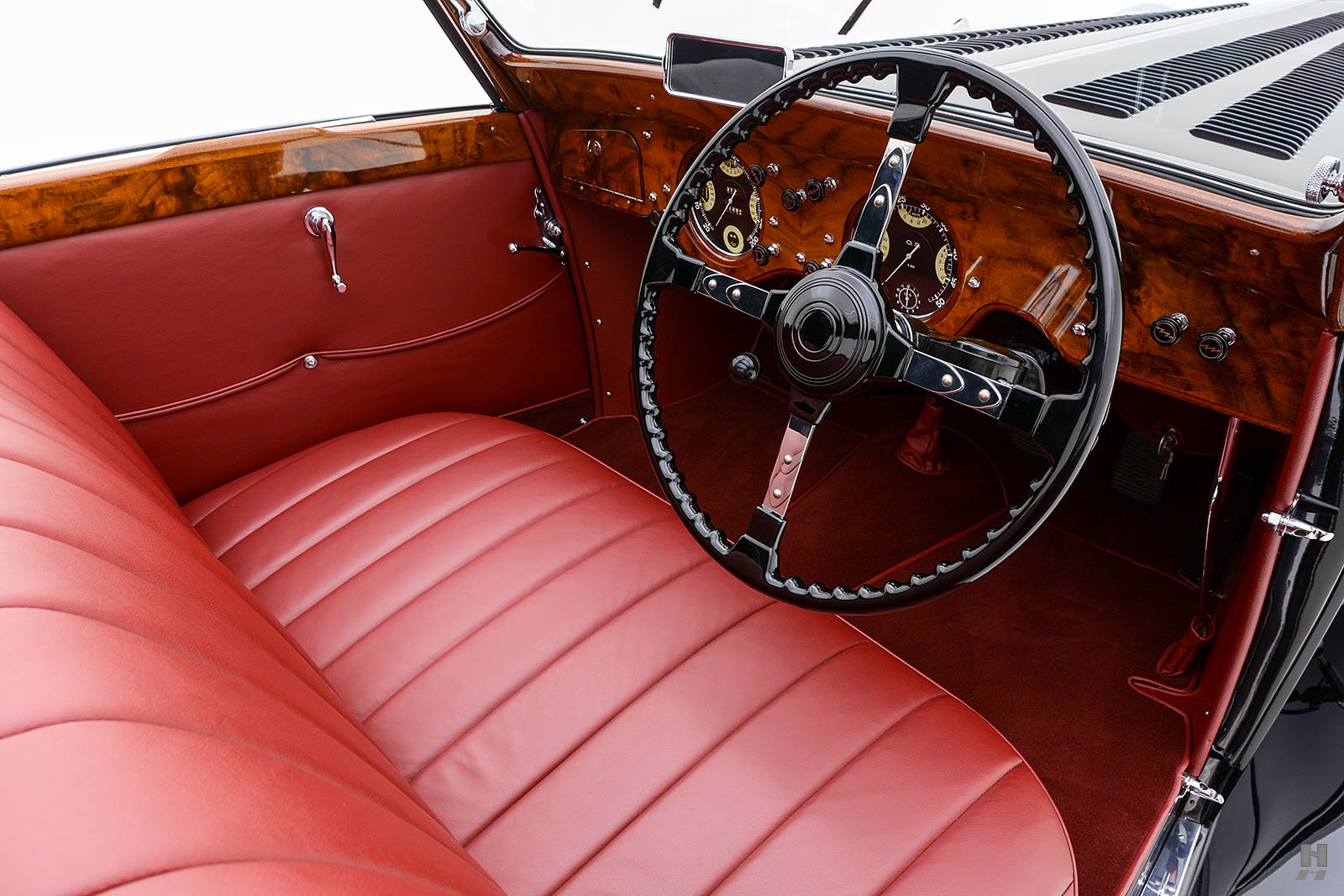 1937 DELAHAYE 135 COUPE DES ALPES For Sale (picture 4 of 6)