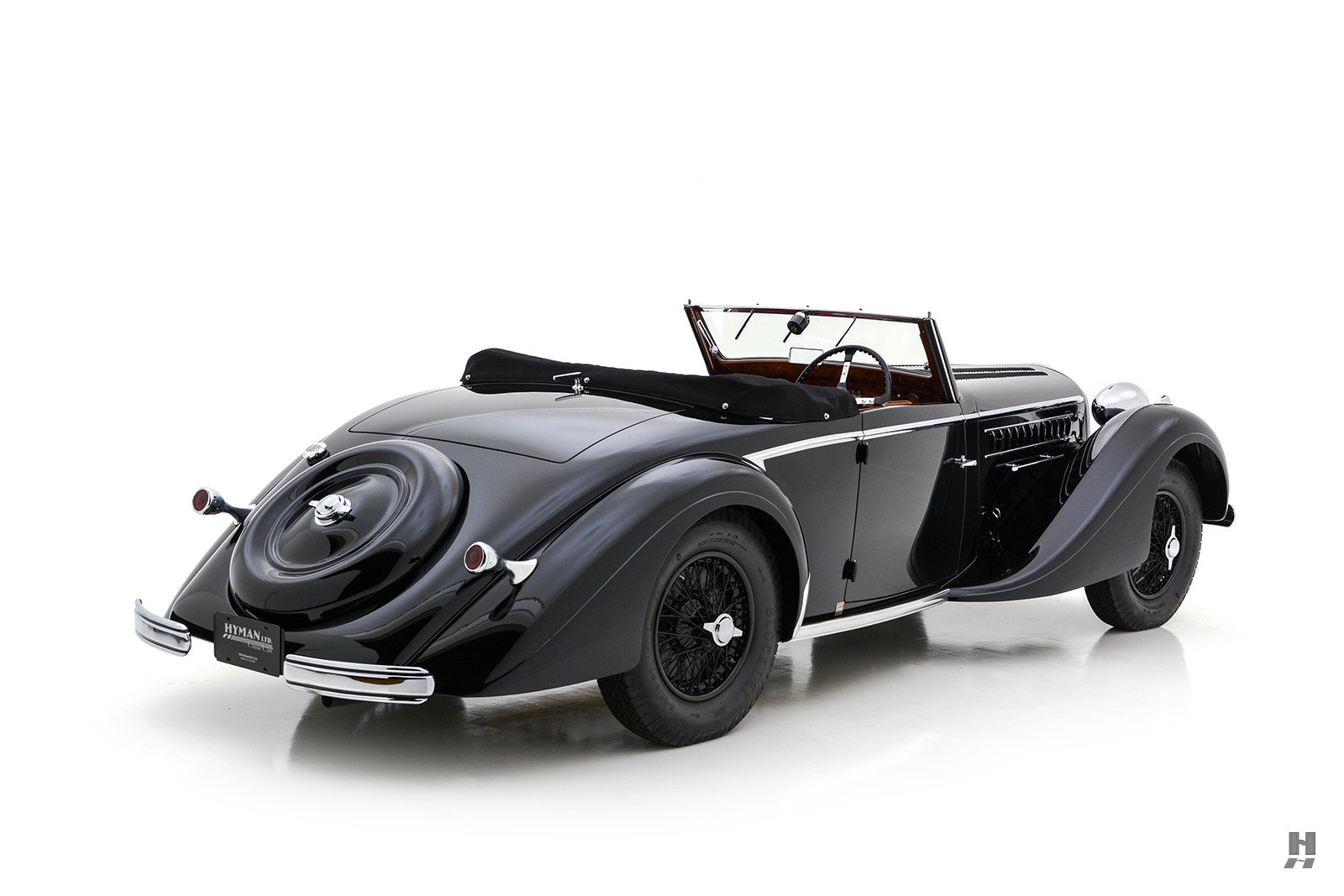1937 DELAHAYE 135 COUPE DES ALPES For Sale (picture 5 of 6)