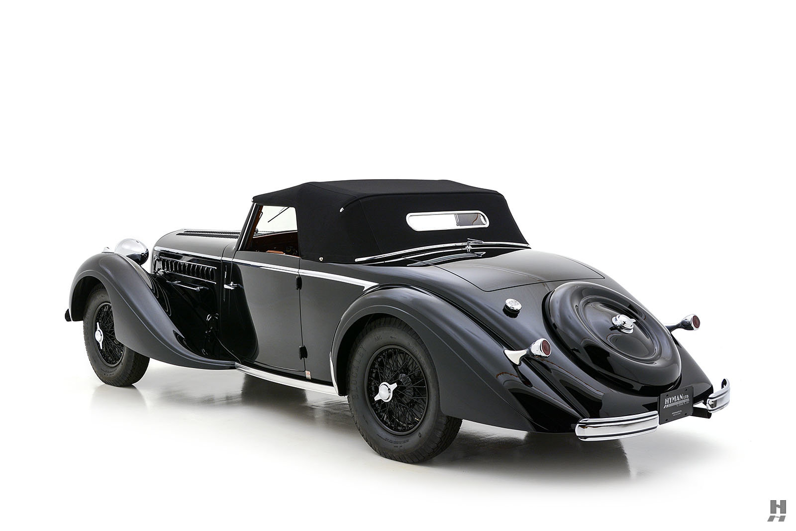 1937 DELAHAYE 135 COUPE DES ALPES For Sale (picture 6 of 6)