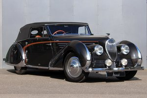 1947 Delahaye 135 MS RHD