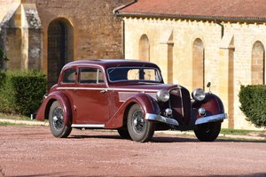 1936 Delahaye 135 Sport Coach Chapron For Sale by Auction