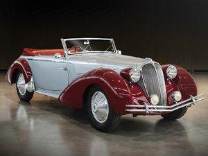 1946 Delahaye 135 Cabriolet by Figoni et Falaschi For Sale by Auction