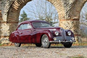 1948 Delahaye 135 M Coach Aérosport Letourneur & Marchand For Sale by Auction