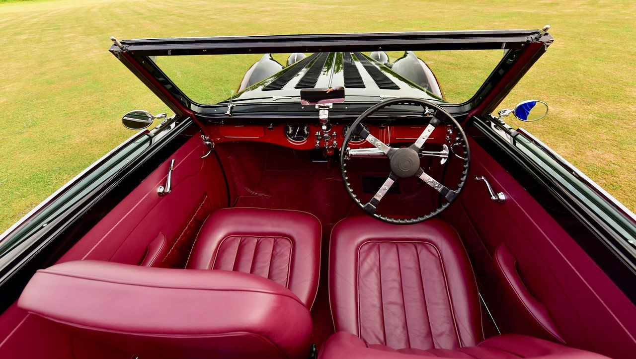 1948 Delahaye 135M 3 position drophead by Pennock For Sale (picture 5 of 6)