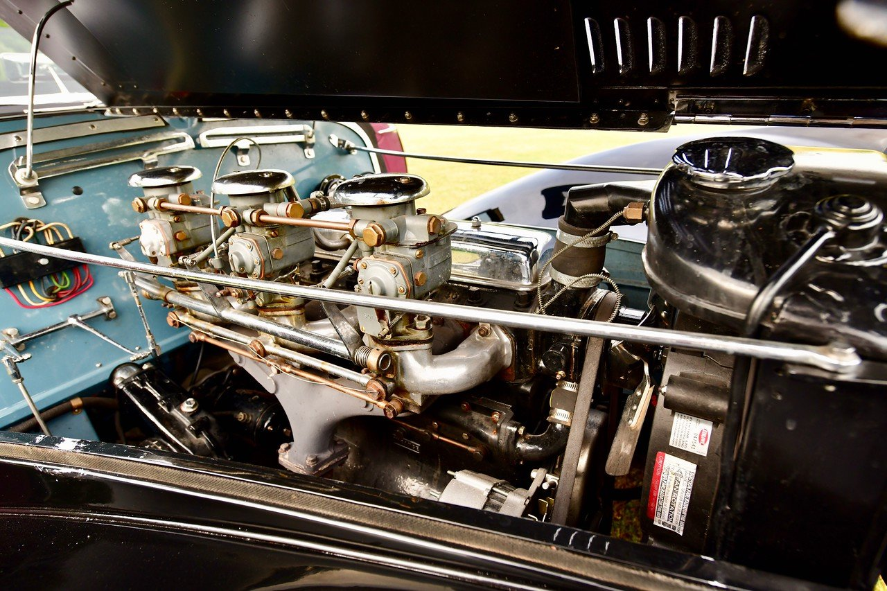 1948 Delahaye 135M 3 position drophead by Pennock For Sale (picture 6 of 6)