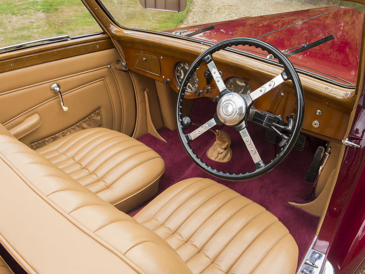 1948 Delahaye 135M 3 Position Drophead For Sale (picture 5 of 6)