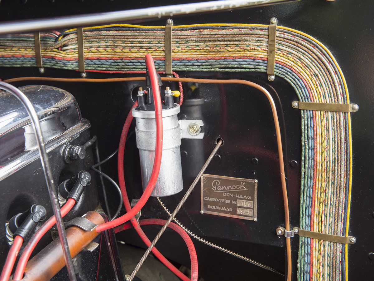 1948 Delahaye 135M 3 Position Drophead For Sale (picture 6 of 6)