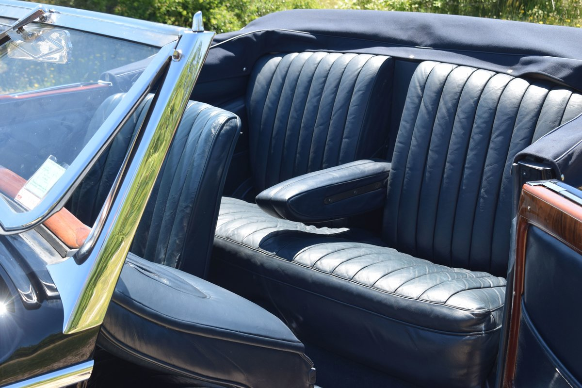 1936 Delahaye 135 Coupe des Alpes Cabriolet Mylord Henri Chapron For Sale (picture 5 of 6)