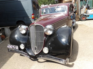Picture of 1937 Delahaye special model