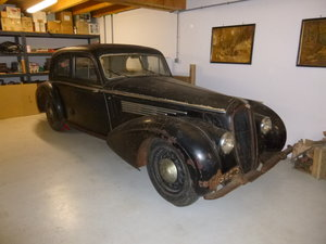 Picture of 1946 Delahaye 148L Chapron for restoration