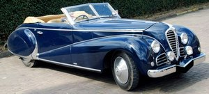 Picture of 1948 Delahaye 135M Convertible Fully Restored For Sale