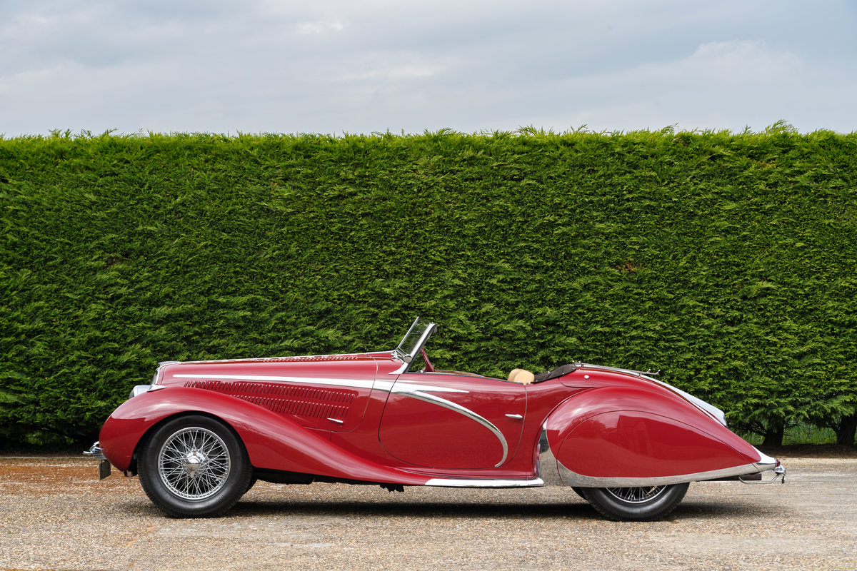 1938 Delahaye 135 MS For Sale (picture 1 of 12)