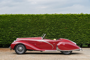 Picture of 1938 Delahaye 135 MS For Sale