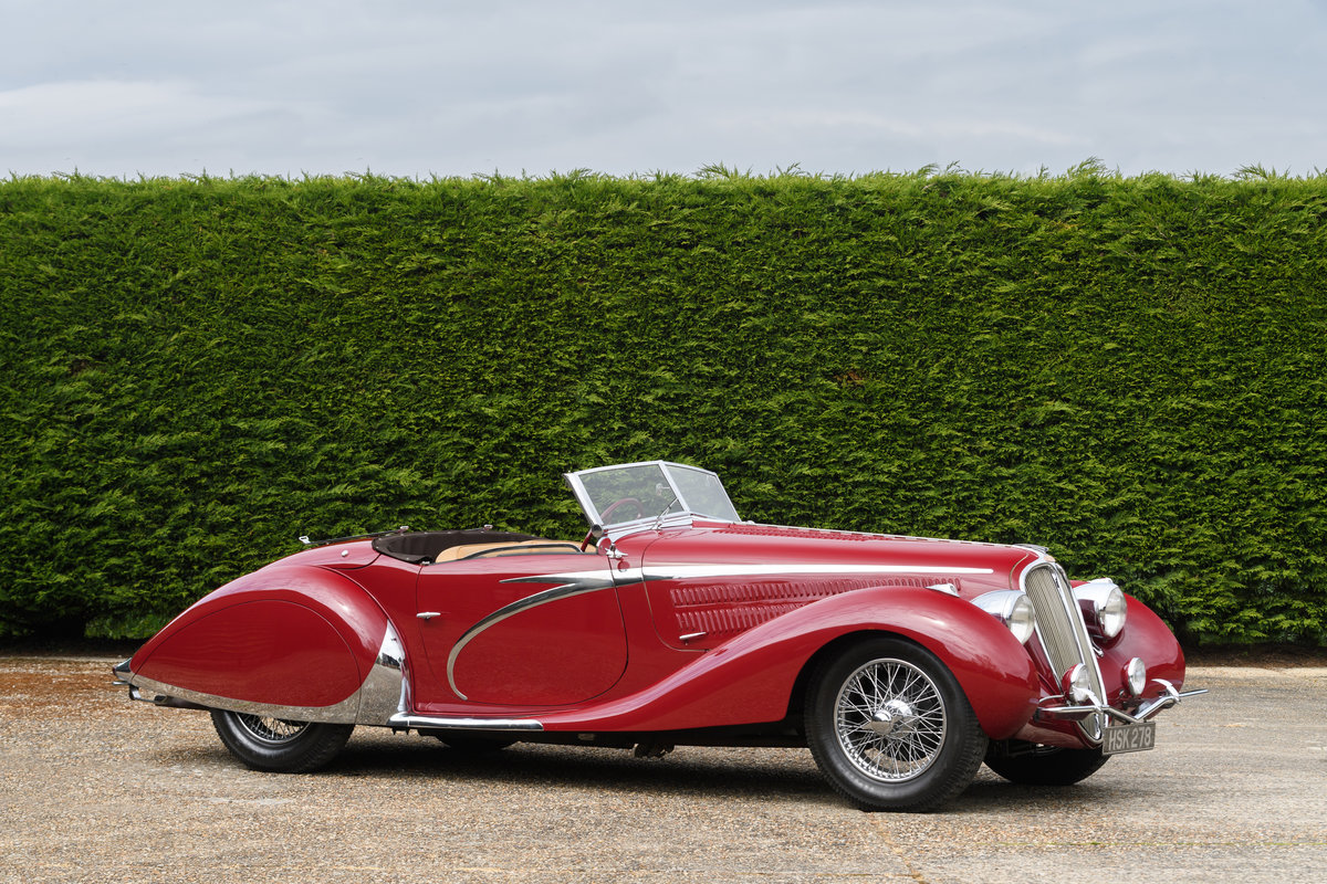 1938 Delahaye 135 MS For Sale (picture 2 of 12)