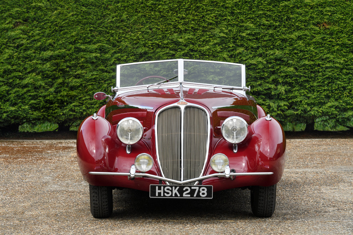 1938 Delahaye 135 MS For Sale (picture 3 of 12)