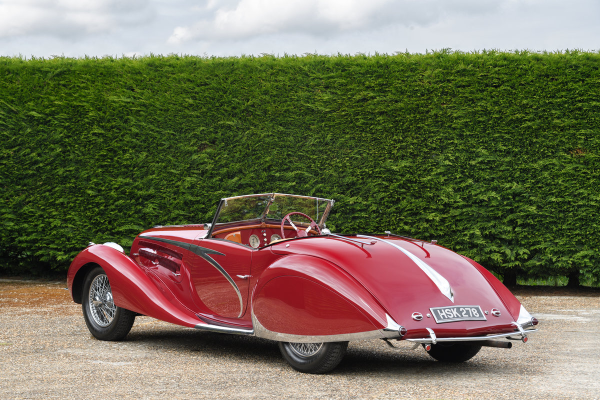1938 Delahaye 135 MS For Sale (picture 5 of 12)