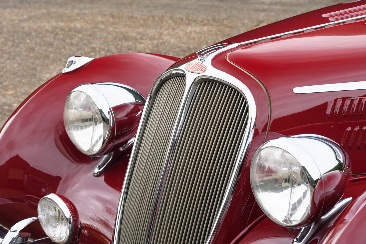 1938 Delahaye 135 MS For Sale (picture 8 of 12)