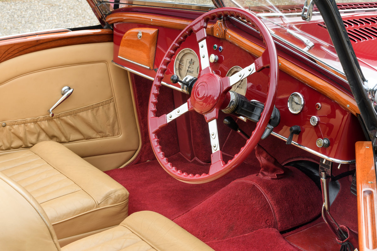 1938 Delahaye 135 MS For Sale (picture 9 of 12)
