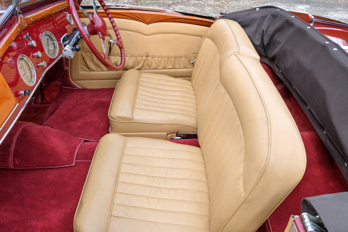 1938 Delahaye 135 MS For Sale (picture 10 of 12)