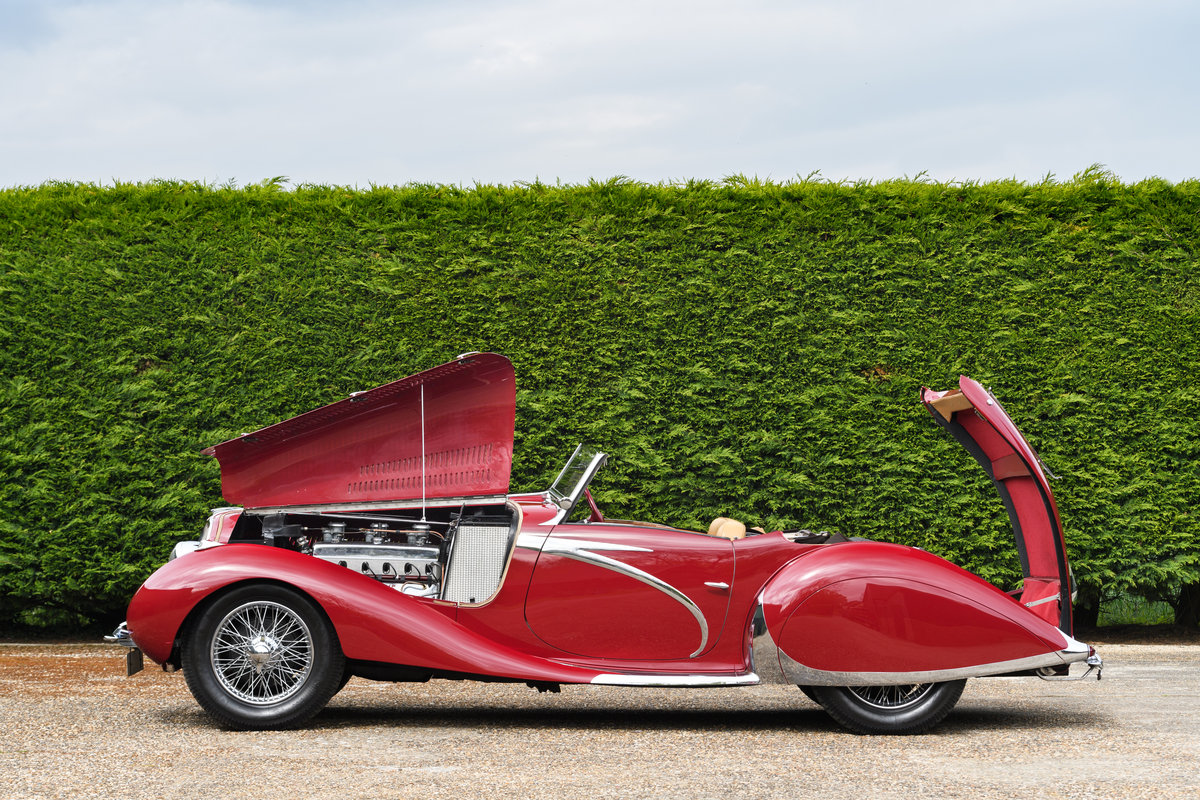 1938 Delahaye 135 MS For Sale (picture 12 of 12)