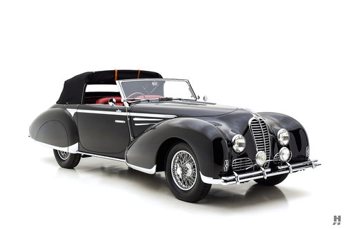 1948 Delahaye Type 135M Cabriolet For Sale (picture 2 of 6)