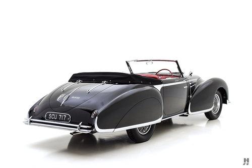 1948 Delahaye Type 135M Cabriolet For Sale (picture 3 of 6)
