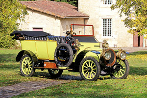 Picture of 1908 DELAUNAY-BELLEVILLE TYPE 16 For Sale by Auction