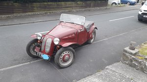 1952 Dellow mk2 trials requiring work to finish For Sale