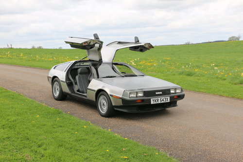 1982 Delorean For Self Drive Hire For Hire (picture 1 of 6)