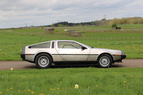 1982 Delorean For Self Drive Hire For Hire (picture 2 of 6)